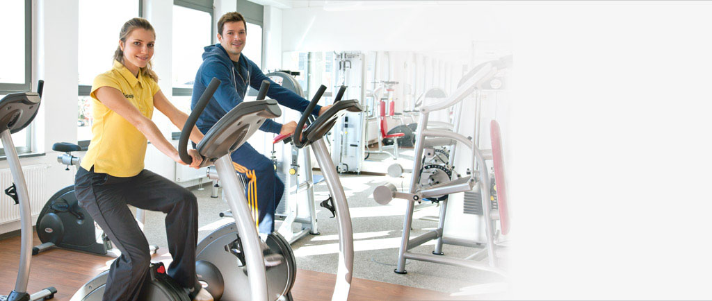 Das Fitnessstudio am Brücken-Center