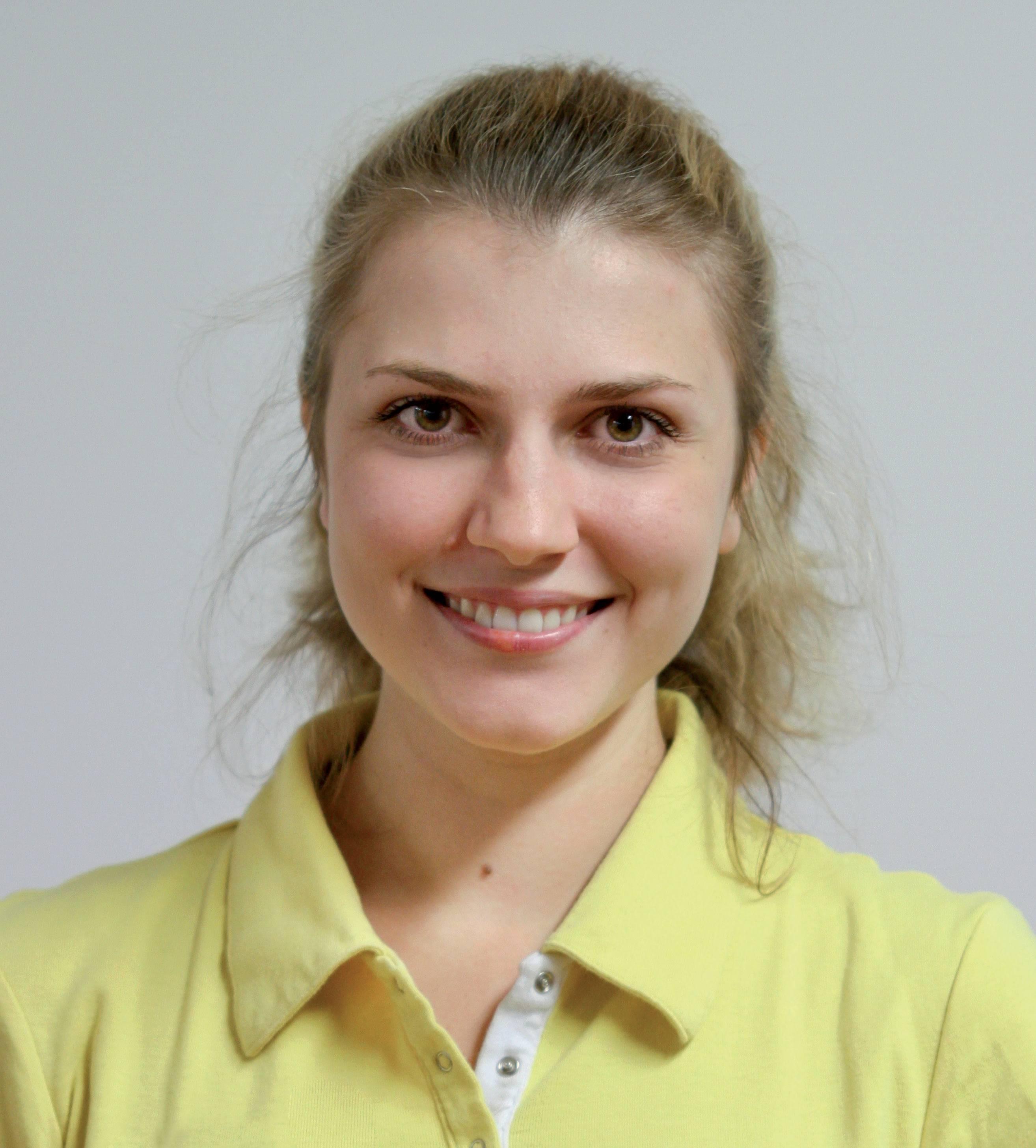 Anastasiya Routchkan